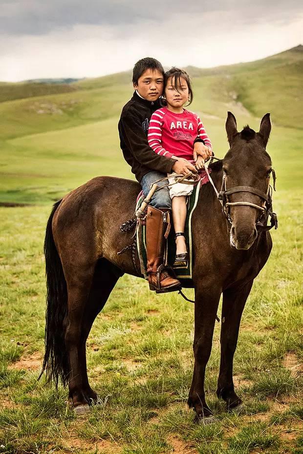 【印迹】镜头下的蒙古人:摄影师Brian Hodges作品 第3张 【印迹】镜头下的蒙古人:摄影师Brian Hodges作品 蒙古文化