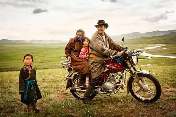 【印迹】镜头下的蒙古人:摄影师Brian Hodges作品 第2张 【印迹】镜头下的蒙古人:摄影师Brian Hodges作品 蒙古文化