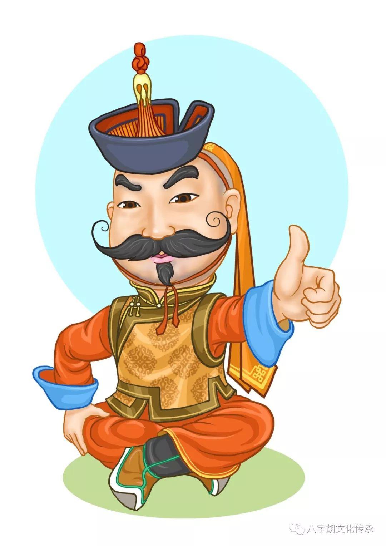 知道这些蒙古表情图出自哪里吗?快来收藏吧 第4张