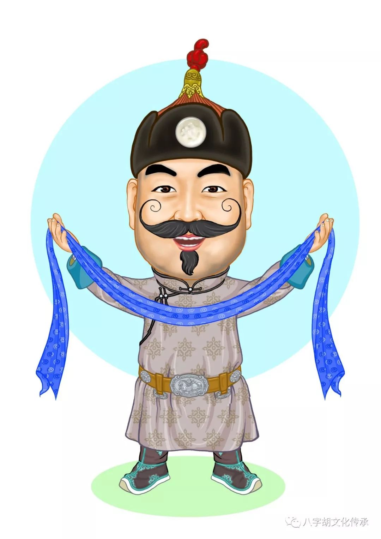 知道这些蒙古表情图出自哪里吗?快来收藏吧 第6张
