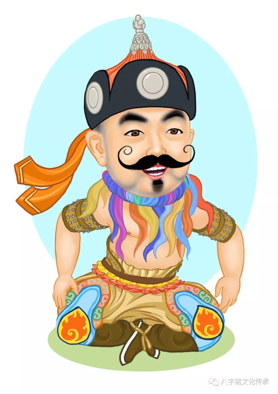 知道这些蒙古表情图出自哪里吗?快来收藏吧 第9张