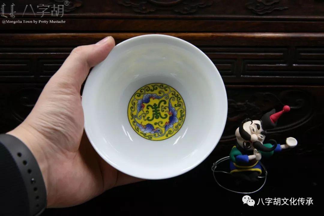 八字胡 传统式蒙古瓷碗系列 第43张 八字胡 传统式蒙古瓷碗系列 蒙古工艺