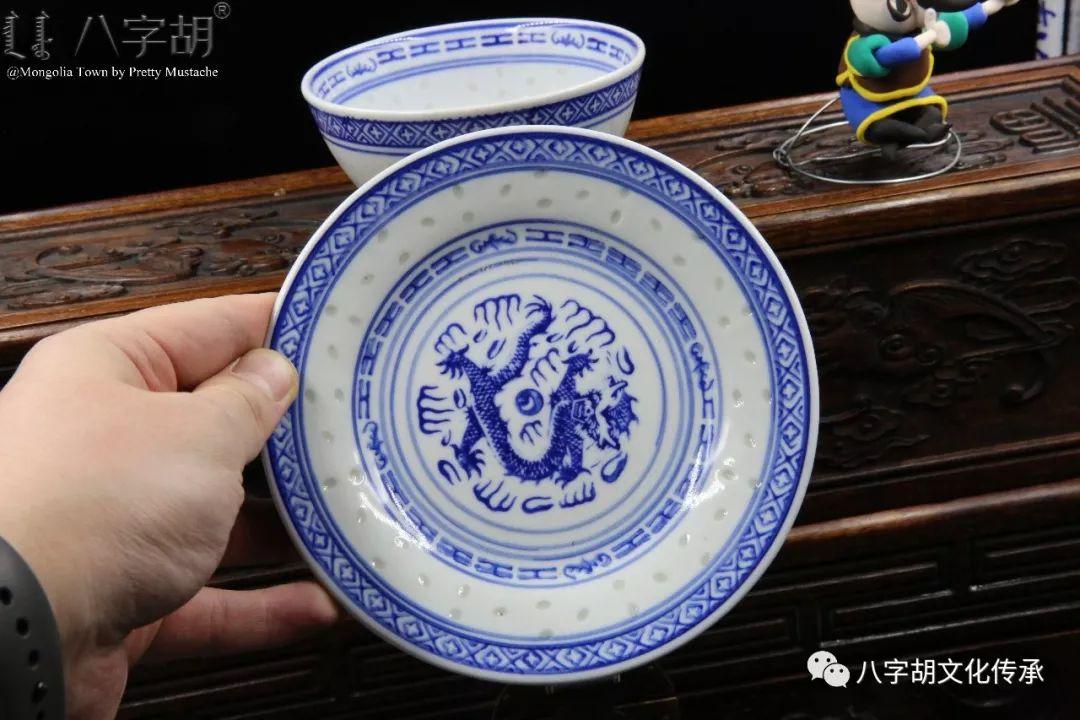 八字胡 传统式蒙古瓷碗系列 第68张 八字胡 传统式蒙古瓷碗系列 蒙古工艺