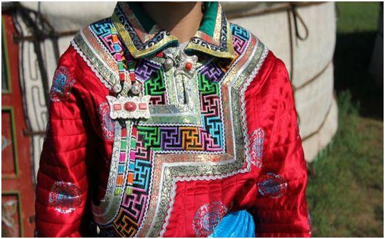 蒙古族银饰——小巧精美的银扣子 第4张
