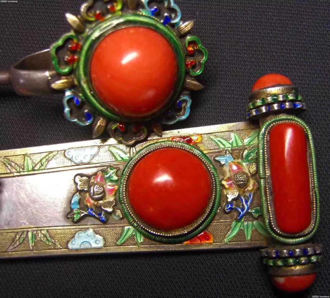 蒙古族银饰——小巧精美的银扣子 第10张