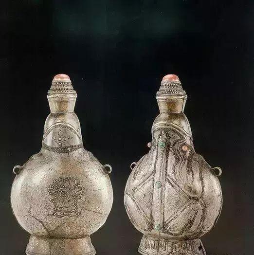 蒙古族生活中的这些文物,同时又是艺术品巅峰之作 第4张 蒙古族生活中的这些文物,同时又是艺术品巅峰之作 蒙古工艺