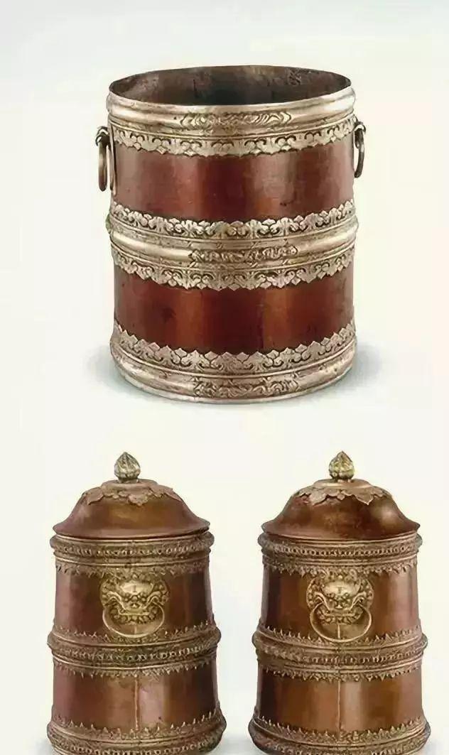 蒙古族生活中的这些文物,同时又是艺术品巅峰之作 第8张 蒙古族生活中的这些文物,同时又是艺术品巅峰之作 蒙古工艺