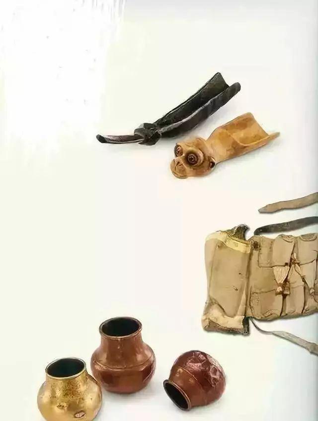 蒙古族生活中的这些文物,同时又是艺术品巅峰之作 第11张 蒙古族生活中的这些文物,同时又是艺术品巅峰之作 蒙古工艺