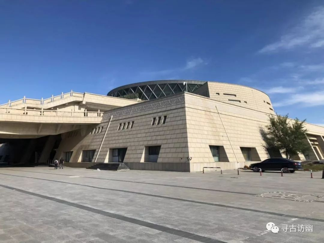 内蒙古锡林浩特博物馆 第1张