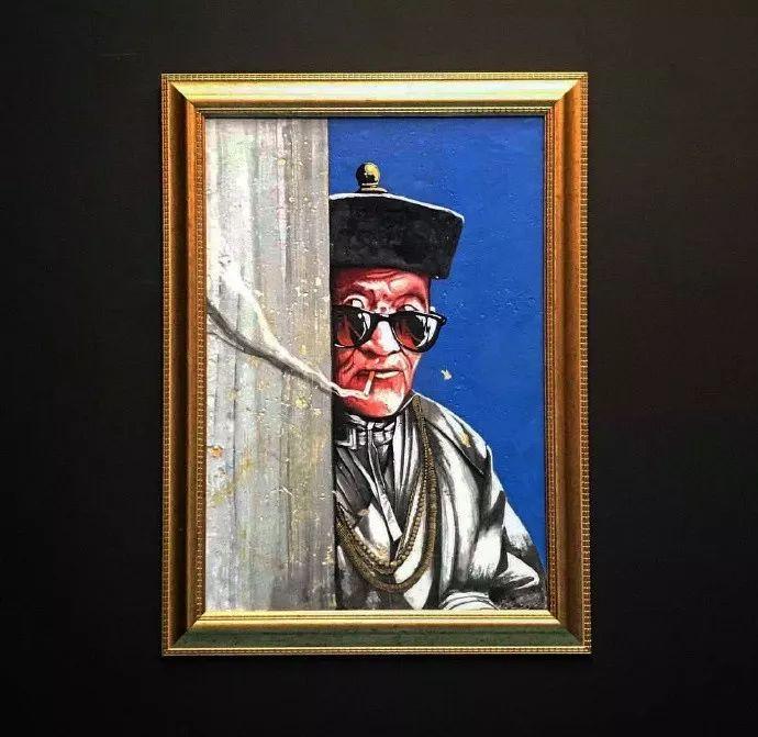 蒙古街头涂鸦艺术家heescco  第5张 蒙古街头涂鸦艺术家heescco  蒙古画廊