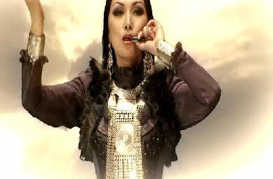 【蒙古艺术】著名口弦琴艺术家——尤莉雅娜 第1张