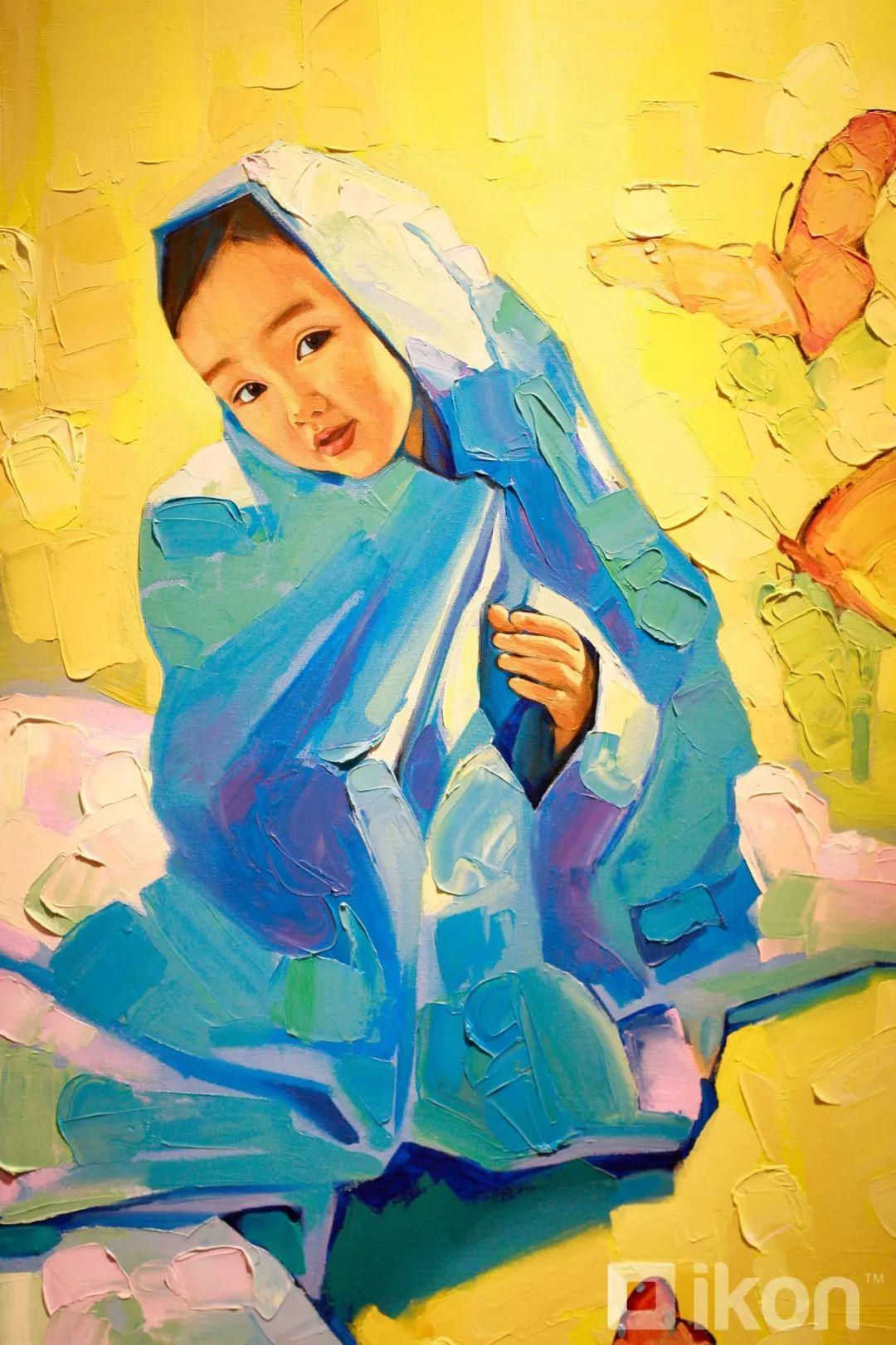 """蒙古国天才艺术家们的""""Mongol goo""""三八妇女节特别展览 第1张"""