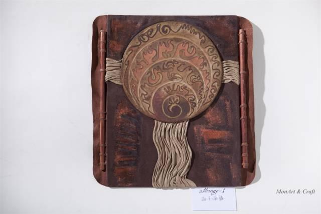 【美图】蒙古国皮画家艺术家吉雅图作品欣赏 第8张 【美图】蒙古国皮画家艺术家吉雅图作品欣赏 蒙古画廊