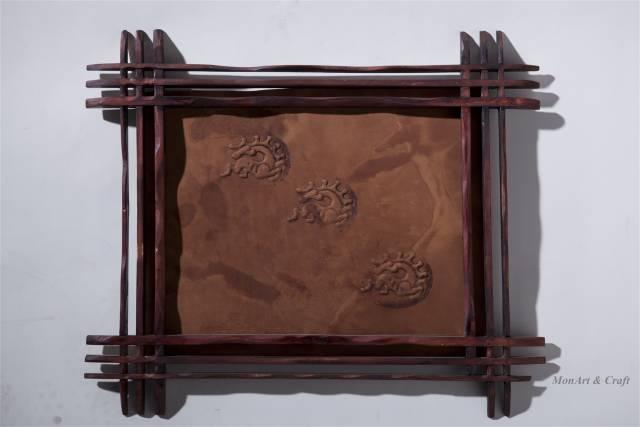 【美图】蒙古国皮画家艺术家吉雅图作品欣赏 第27张 【美图】蒙古国皮画家艺术家吉雅图作品欣赏 蒙古画廊