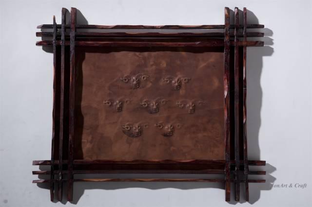 【美图】蒙古国皮画家艺术家吉雅图作品欣赏 第25张 【美图】蒙古国皮画家艺术家吉雅图作品欣赏 蒙古画廊