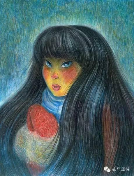 【阿努美图】插画大师乌日巴哈那夫经典作品欣赏 第3张