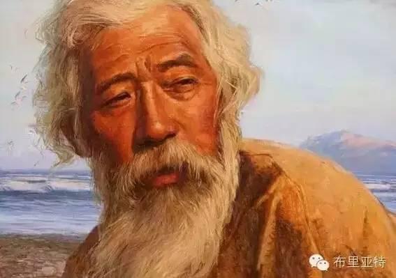 【ANU美图】卡尔梅克画家莫日根油画欣赏 第4张 【ANU美图】卡尔梅克画家莫日根油画欣赏 蒙古画廊