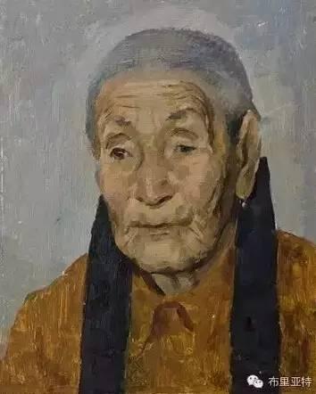 【ANU美图】卡尔梅克画家莫日根油画欣赏 第2张 【ANU美图】卡尔梅克画家莫日根油画欣赏 蒙古画廊