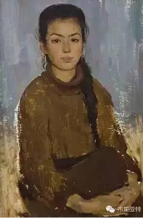 【ANU美图】卡尔梅克画家莫日根油画欣赏 第3张 【ANU美图】卡尔梅克画家莫日根油画欣赏 蒙古画廊