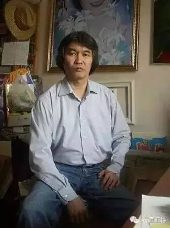 【ANU美图】卡尔梅克画家莫日根油画欣赏 第18张 【ANU美图】卡尔梅克画家莫日根油画欣赏 蒙古画廊