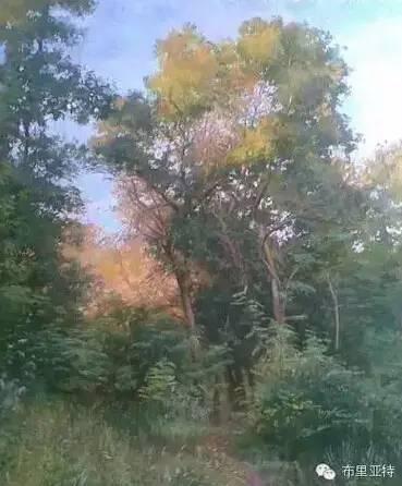 【ANU美图】卡尔梅克画家莫日根油画欣赏 第16张 【ANU美图】卡尔梅克画家莫日根油画欣赏 蒙古画廊