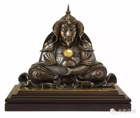 【蒙古文艺】艺术家布德扎布的雕塑作品欣赏 第3张