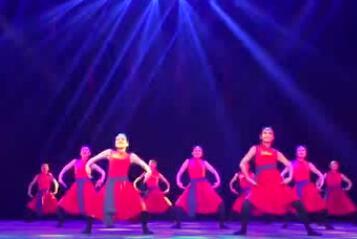 ᠭᠤᠶᠤ  ᠪᠦᠵᠢᠭ 蒙古群舞美极了. . 第1张