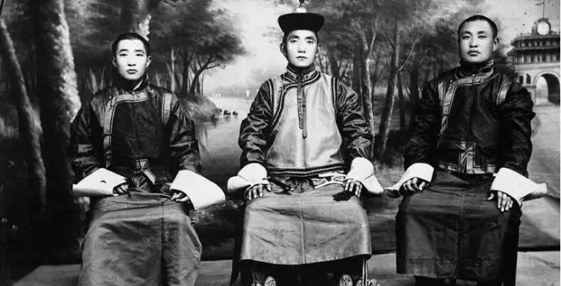100多年前的蒙古罕见视频资料(视频 文字 图片) 第3张 100多年前的蒙古罕见视频资料(视频 文字 图片) 蒙古文化