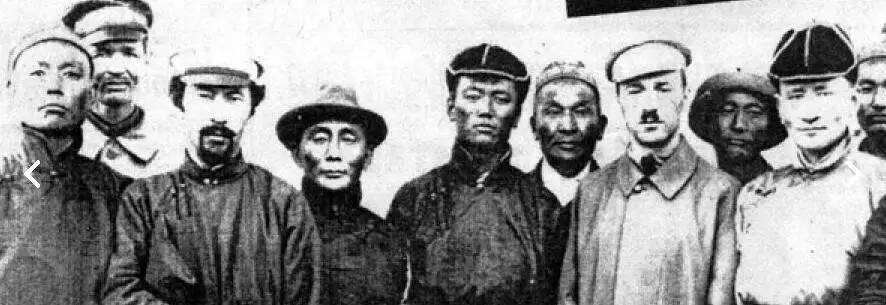 100多年前的蒙古罕见视频资料(视频 文字 图片) 第6张 100多年前的蒙古罕见视频资料(视频 文字 图片) 蒙古文化