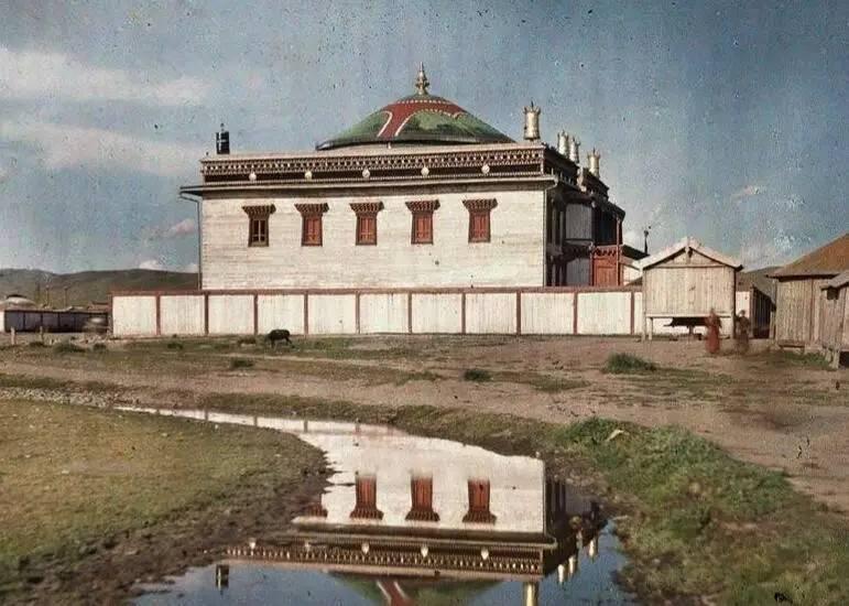 100多年前的蒙古罕见视频资料(视频 文字 图片) 第13张 100多年前的蒙古罕见视频资料(视频 文字 图片) 蒙古文化