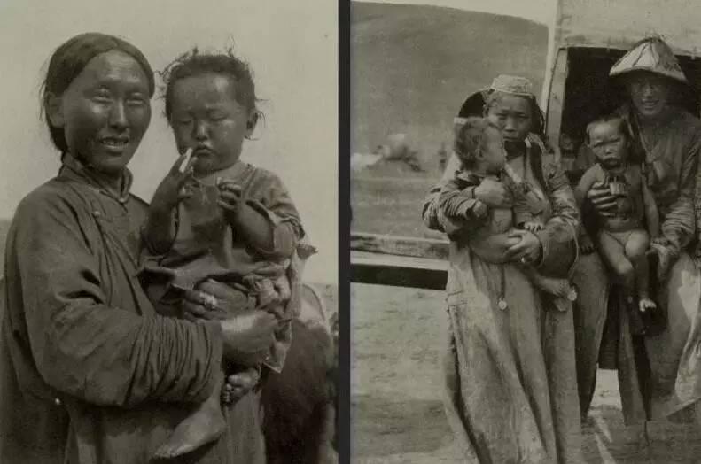 100多年前的蒙古罕见视频资料(视频 文字 图片) 第14张 100多年前的蒙古罕见视频资料(视频 文字 图片) 蒙古文化