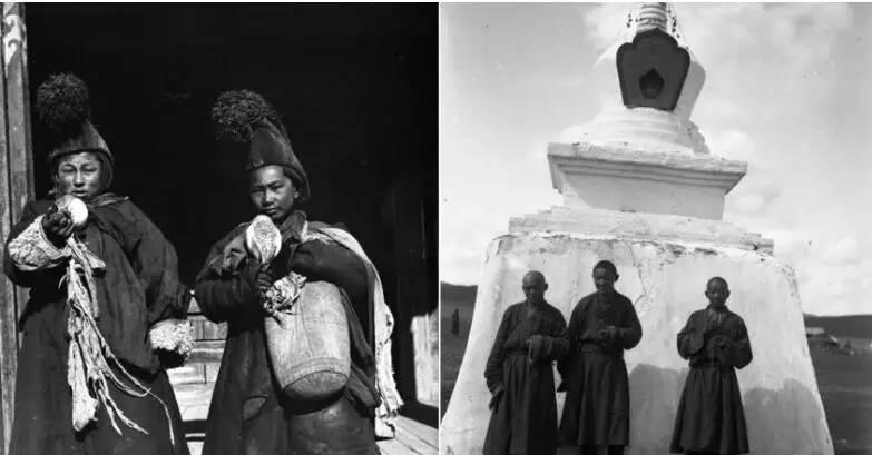 100多年前的蒙古罕见视频资料(视频 文字 图片) 第17张 100多年前的蒙古罕见视频资料(视频 文字 图片) 蒙古文化