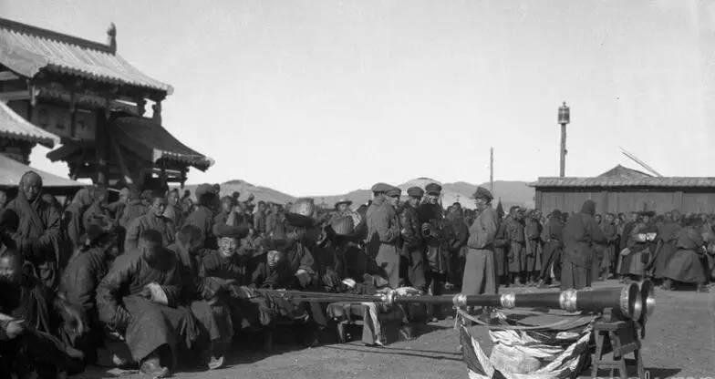 100多年前的蒙古罕见视频资料(视频 文字 图片) 第19张 100多年前的蒙古罕见视频资料(视频 文字 图片) 蒙古文化