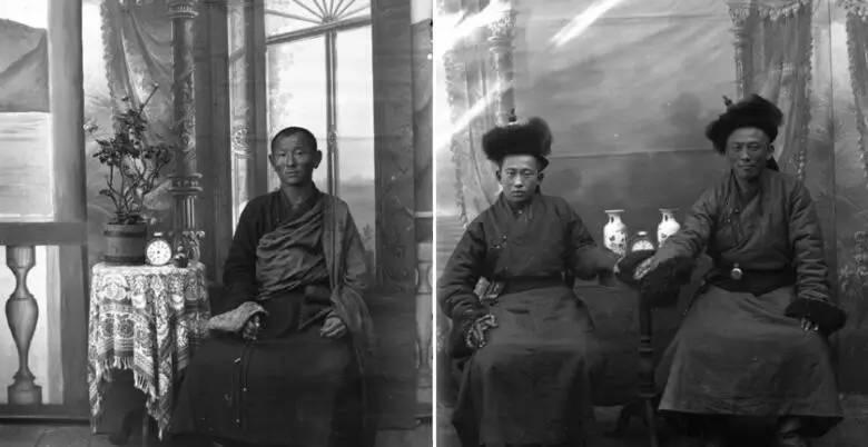 100多年前的蒙古罕见视频资料(视频 文字 图片) 第21张 100多年前的蒙古罕见视频资料(视频 文字 图片) 蒙古文化