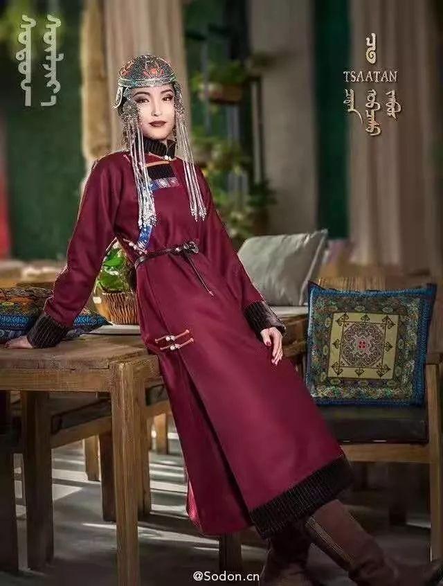 TSAATAN蒙古时装秋冬系列,来自驯鹿人的独特魅力! 第1张 TSAATAN蒙古时装秋冬系列,来自驯鹿人的独特魅力! 蒙古服饰