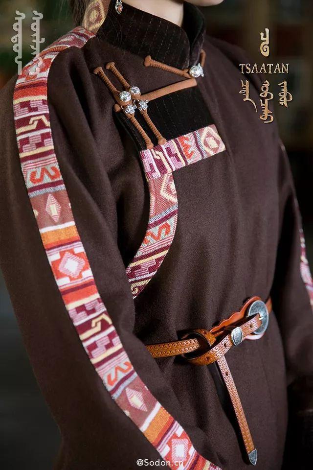 TSAATAN蒙古时装秋冬系列,来自驯鹿人的独特魅力! 第16张 TSAATAN蒙古时装秋冬系列,来自驯鹿人的独特魅力! 蒙古服饰