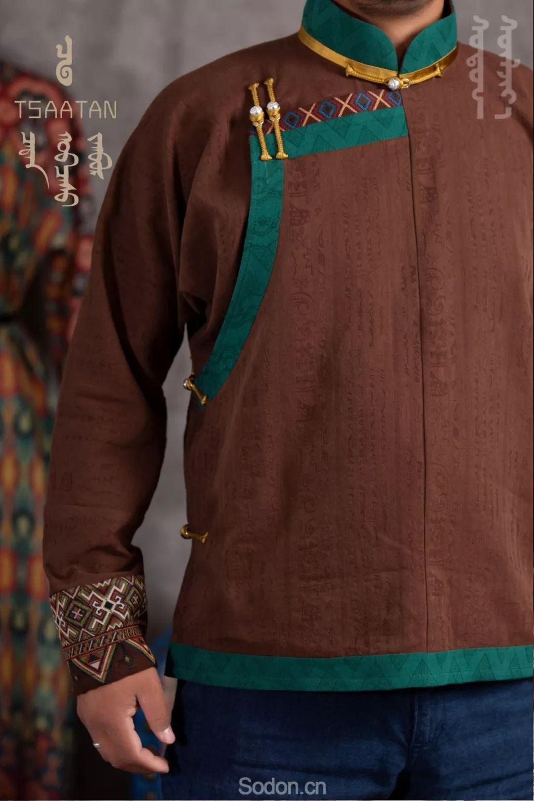 TSAATAN蒙古时装秋冬系列,来自驯鹿人的独特魅力! 第48张 TSAATAN蒙古时装秋冬系列,来自驯鹿人的独特魅力! 蒙古服饰