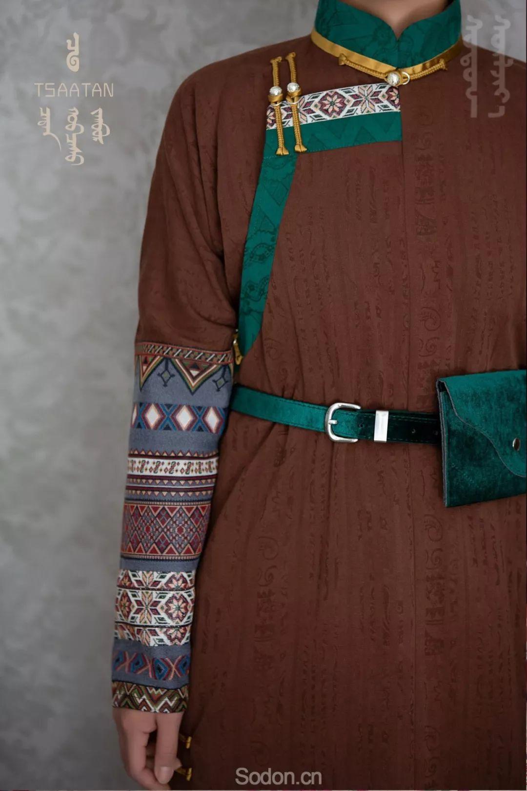 TSAATAN蒙古时装秋冬系列,来自驯鹿人的独特魅力! 第55张 TSAATAN蒙古时装秋冬系列,来自驯鹿人的独特魅力! 蒙古服饰
