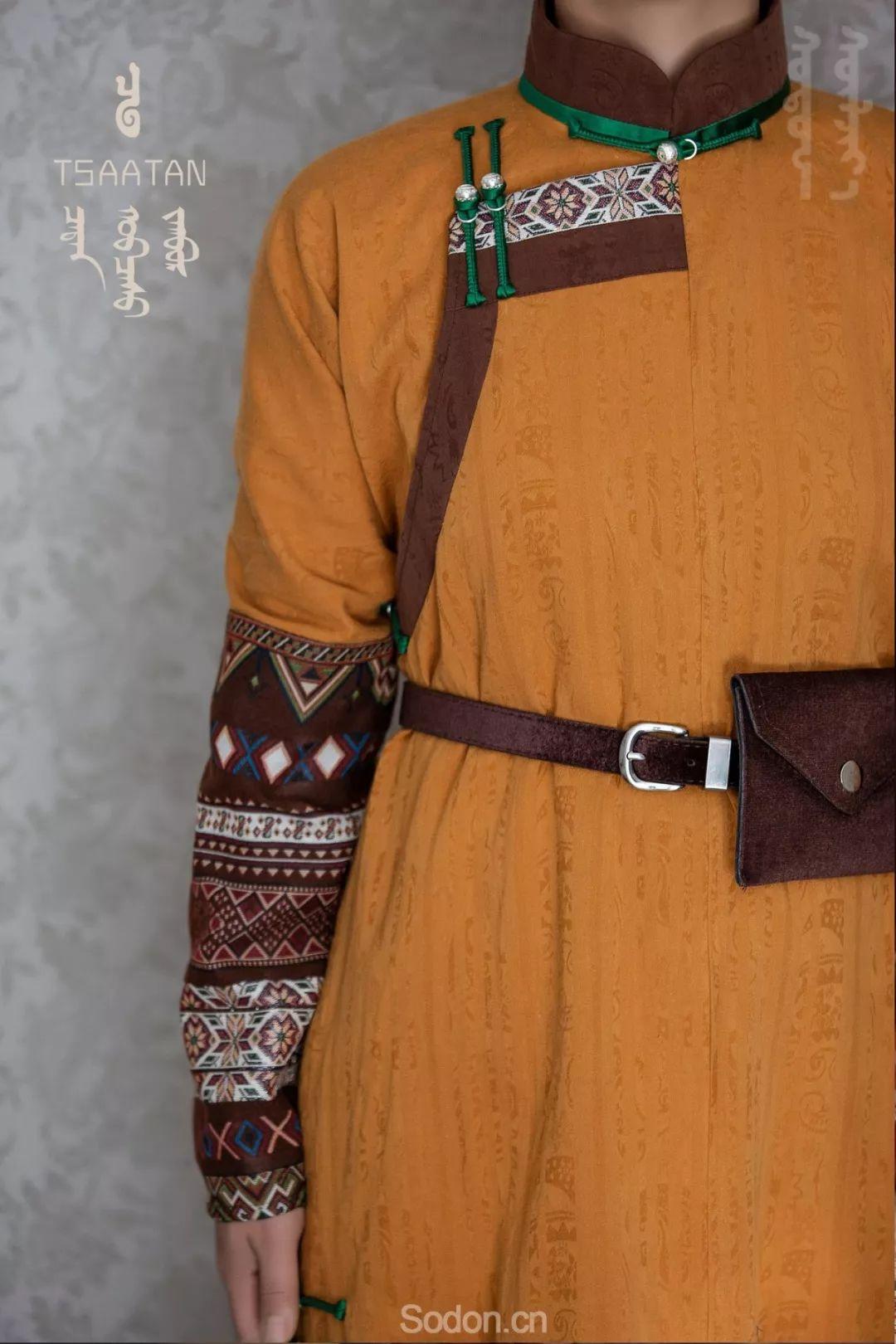 TSAATAN蒙古时装秋冬系列,来自驯鹿人的独特魅力! 第57张 TSAATAN蒙古时装秋冬系列,来自驯鹿人的独特魅力! 蒙古服饰