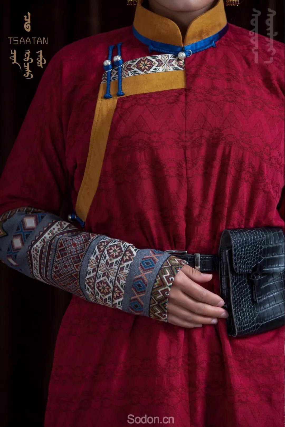 TSAATAN蒙古时装秋冬系列,来自驯鹿人的独特魅力! 第60张 TSAATAN蒙古时装秋冬系列,来自驯鹿人的独特魅力! 蒙古服饰