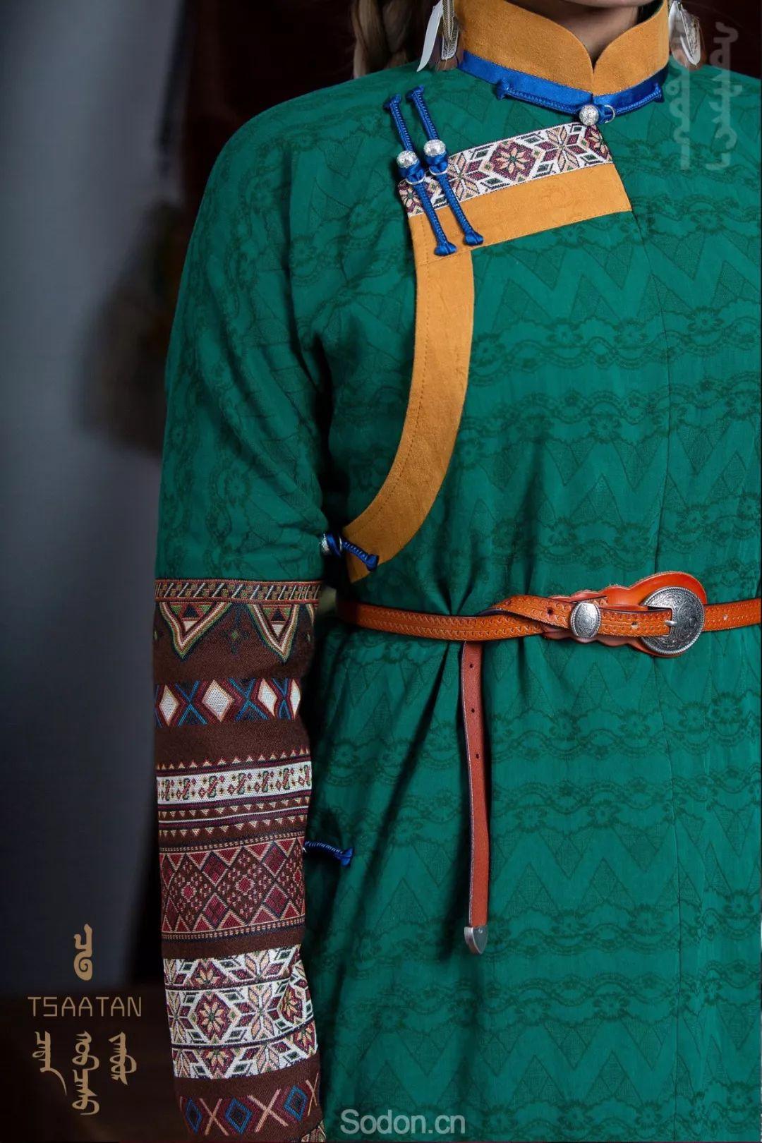 TSAATAN蒙古时装秋冬系列,来自驯鹿人的独特魅力! 第67张 TSAATAN蒙古时装秋冬系列,来自驯鹿人的独特魅力! 蒙古服饰
