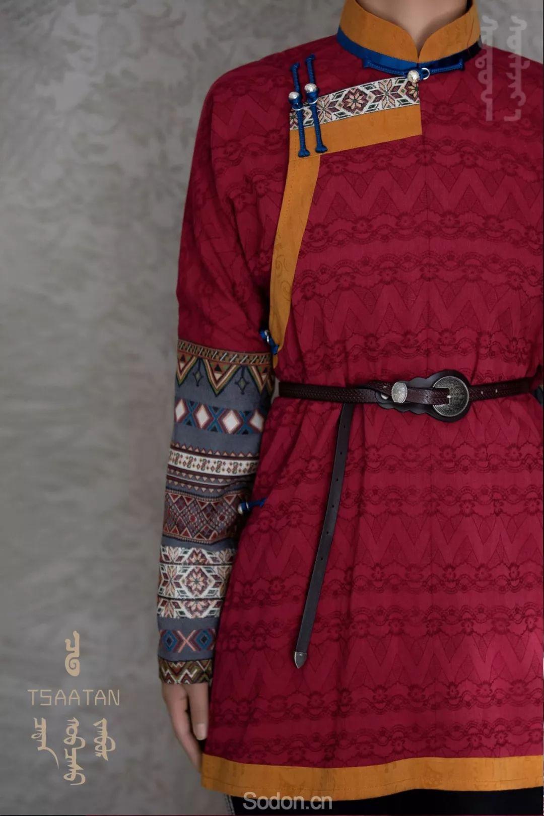 TSAATAN蒙古时装秋冬系列,来自驯鹿人的独特魅力! 第69张 TSAATAN蒙古时装秋冬系列,来自驯鹿人的独特魅力! 蒙古服饰