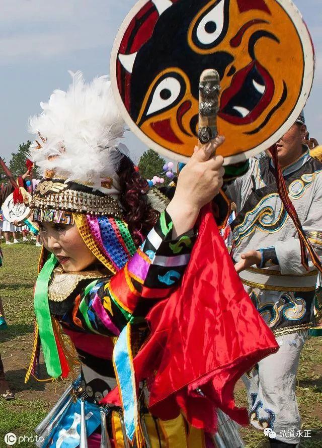 蒙古人的原始宗教——萨满教 第1张 蒙古人的原始宗教——萨满教 蒙古文化