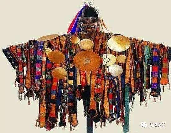 蒙古人的原始宗教——萨满教 第4张 蒙古人的原始宗教——萨满教 蒙古文化