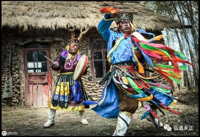 蒙古人的原始宗教——萨满教 第2张 蒙古人的原始宗教——萨满教 蒙古文化