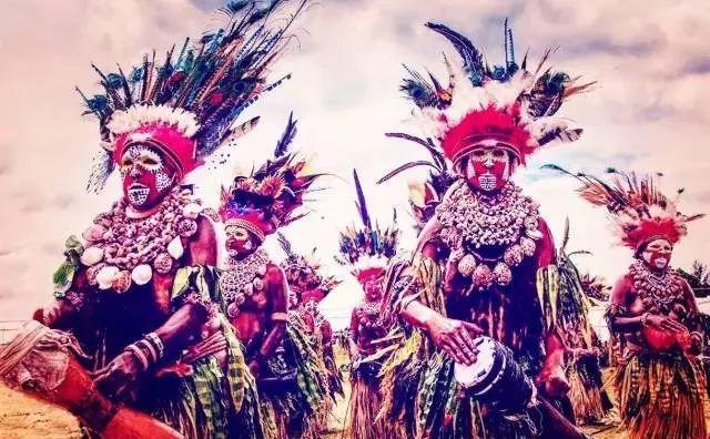 印第安人的蒙古血统 第7张