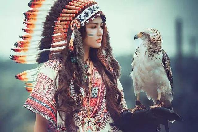 印第安人的蒙古血统 第6张