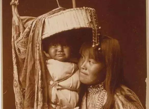 印第安人的蒙古血统 第10张