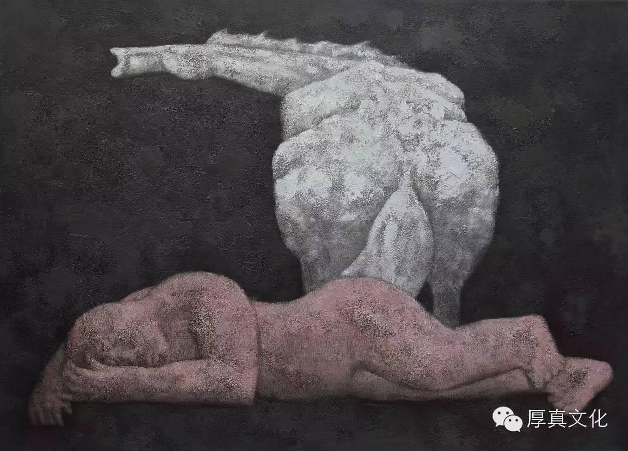 【蒙古人】画家——格日乐图 第3张 【蒙古人】画家——格日乐图 蒙古画廊