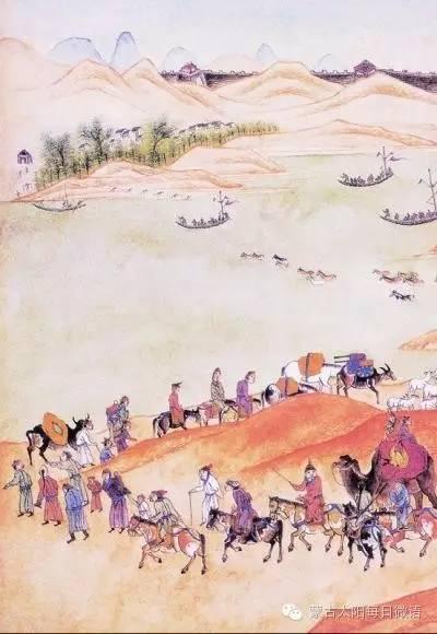 一个蒙古人眼中的欧洲  第32章 世界著名蒙古族画家费岳达尔•卡尔梅克 第8张 一个蒙古人眼中的欧洲  第32章 世界著名蒙古族画家费岳达尔•卡尔梅克 蒙古画廊